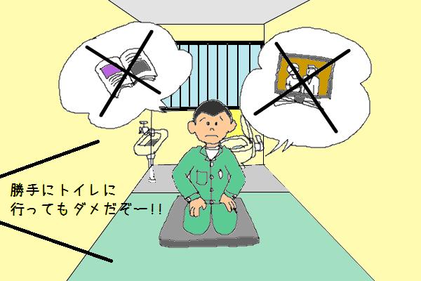 取調べと懲罰|はじめての刑務所...